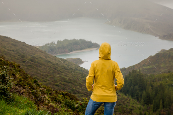 Enjoy nature - Stock Photo - Images