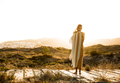Beautiful woman wrapped in a wool towel - PhotoDune Item for Sale