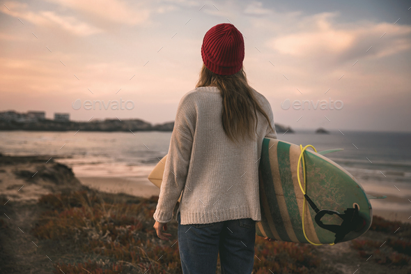 Surf is my life - Stock Photo - Images