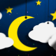 Cartoon Night Sky - VideoHive Item for Sale