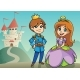 Prince and Princess - GraphicRiver Item for Sale