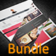 Business Cards Bundle 19 - GraphicRiver Item for Sale