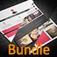 Business Cards Bundle 19 - GraphicRiver Item for Sale