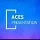 Aces - Minimal Keynote Template