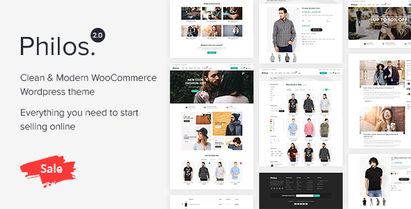 Image of Philos - Responsive WooCommerce WordPress Theme