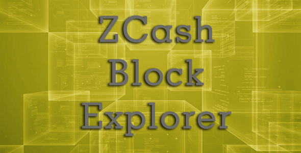 ZCash Block Explorer            Nulled