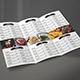 Restaurant Tri-fold Brochure