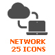 Network & Connectivity Filled Icon - GraphicRiver Item for Sale