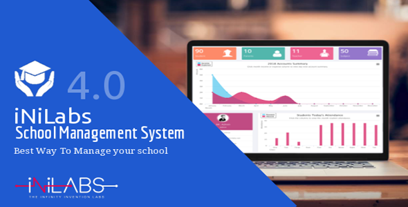 Inilabs School Express : School Management System - CodeCanyon Item for Sale