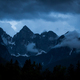 Storm through the Julian Alps - PhotoDune Item for Sale