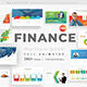 Finance Fully Animated Pitch Deck Keynote Template - GraphicRiver Item for Sale