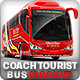Tourist Bus, Passenger Coach Mock-Up - GraphicRiver Item for Sale
