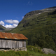 Mountain shed near Geiranger - PhotoDune Item for Sale