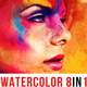 Watercolor - 8in1 Photoshop Actions Bundle