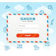 Email Subscribe Form - GraphicRiver Item for Sale