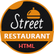 Street - Restaurant HTML Template - ThemeForest Item for Sale