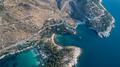Aliki village. Thassos island, Greece - PhotoDune Item for Sale