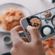 Female Hands Take Photos of Food By Modern Smartphone - VideoHive Item for Sale