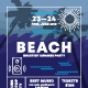 Beach Party Poster - GraphicRiver Item for Sale