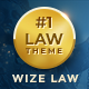Law Services | Lawyer & Attorney Business WordPress - WizeLaw - ThemeForest Item for Sale