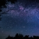 Starry Sky  of the Milky Way - VideoHive Item for Sale