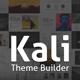Kali Theme Builder - Minimal Presentation Template - GraphicRiver Item for Sale
