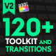 FCPX Toolkit and Transitions - VideoHive Item for Sale