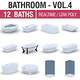 Bathroom Vol 4 - Bathtub and Showers