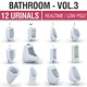 Bathroom Vol 3 - Urinals