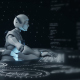 Robots With Artificial Intelligence Working Together And Solving Problems - VideoHive Item for Sale