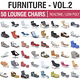 Lounge Chairs Collection - 50 Products