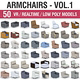 Armchairs Collection Vol 1