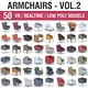 Armchairs Collection Vol 2