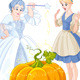 Fairy Godmother and Cinderella - GraphicRiver Item for Sale