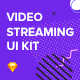 TOMO Video Streaming UI Kit - ThemeForest Item for Sale