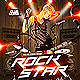 Rock Star Party Flyer - GraphicRiver Item for Sale