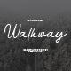 Walkway Font + Ornaments