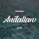 Andallan font - GraphicRiver Item for Sale