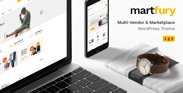 Martfury - WooCommerce Marketplace WordPress Theme - WooCommerce eCommerce