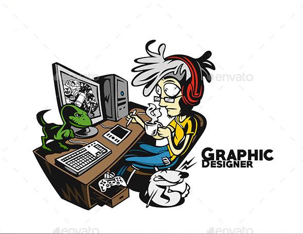 Designer Workspace - Computers Technology