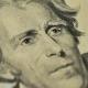 Portrait Seventh President of the United States Andrew Jackson on Twenty Dollar Bill - VideoHive Item for Sale