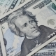 Portrait Seventh President of the United States Andrew Jackson on Twenty Dollar Bills - VideoHive Item for Sale