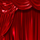 Red Curtains - VideoHive Item for Sale