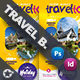Travel Tours Bundle Templates - GraphicRiver Item for Sale