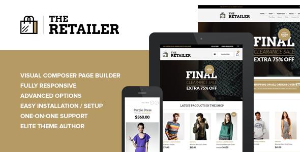 The Retailer - Premium WooCommerce Theme
