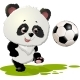Panda Bear Illustration - GraphicRiver Item for Sale