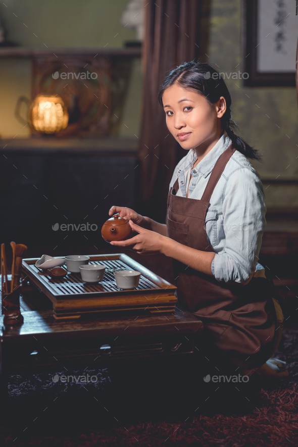 Young master in the room - Stock Photo - Images