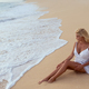 Beautiful girl on the beach - PhotoDune Item for Sale