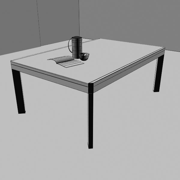 Calligaris Table Elasto