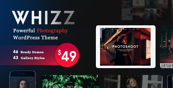 Image of Photography Whizz | Photography WordPress for Photography